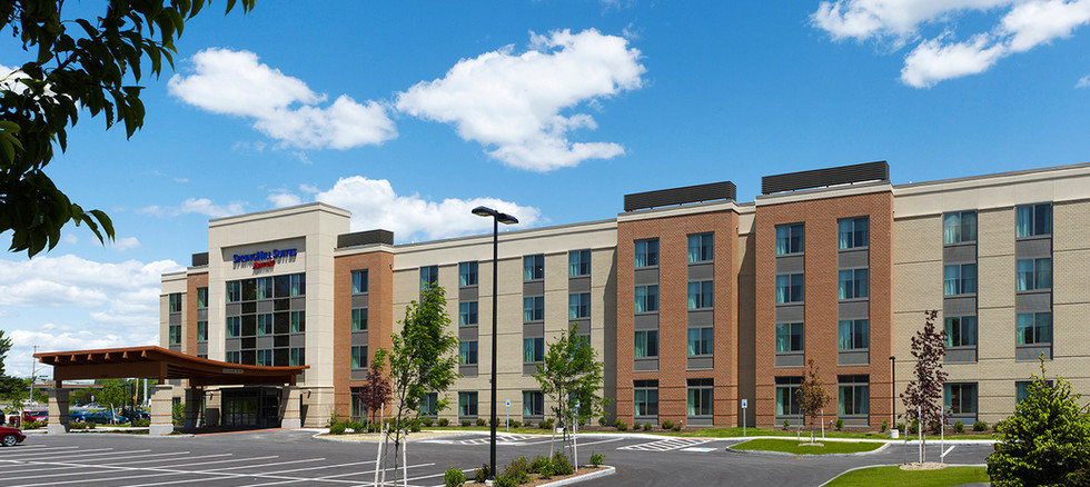 Springhill Suites by Marriott - Exterior