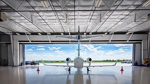 Million Air, Aircraft Hangar Facility