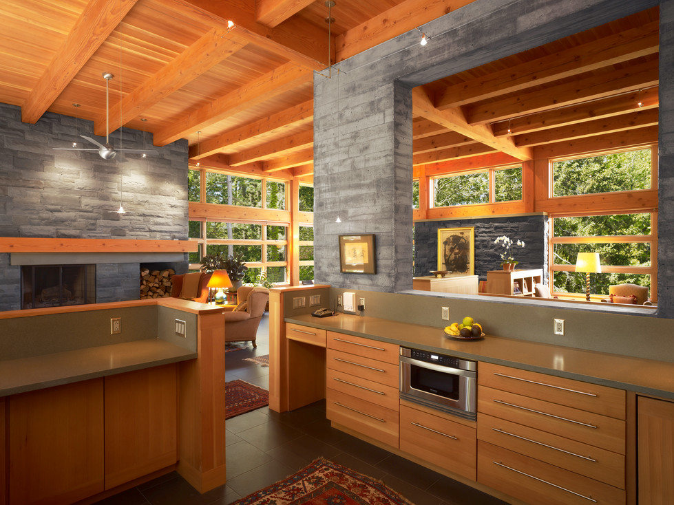 Ithaca Residence - Kitchen
