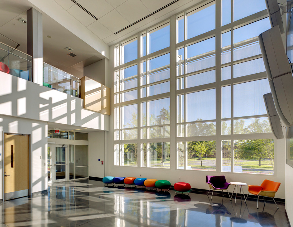 SUNY Institute of Technology Student Center - Atrium