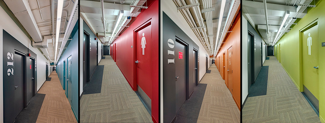 OCC - Hallways