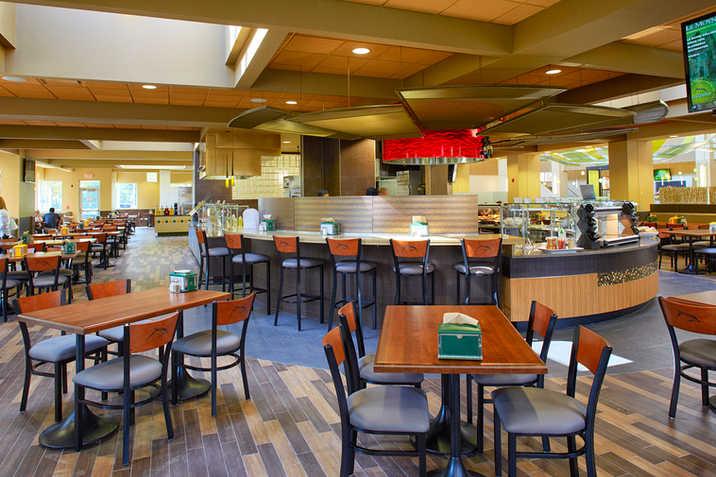 Le Moyne College, La Casse Dining Center Renovation