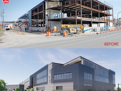 JMA Wireless Construction Progresses