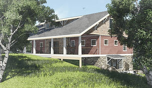 SUNY ESF, TIBS Student-Researcher Building