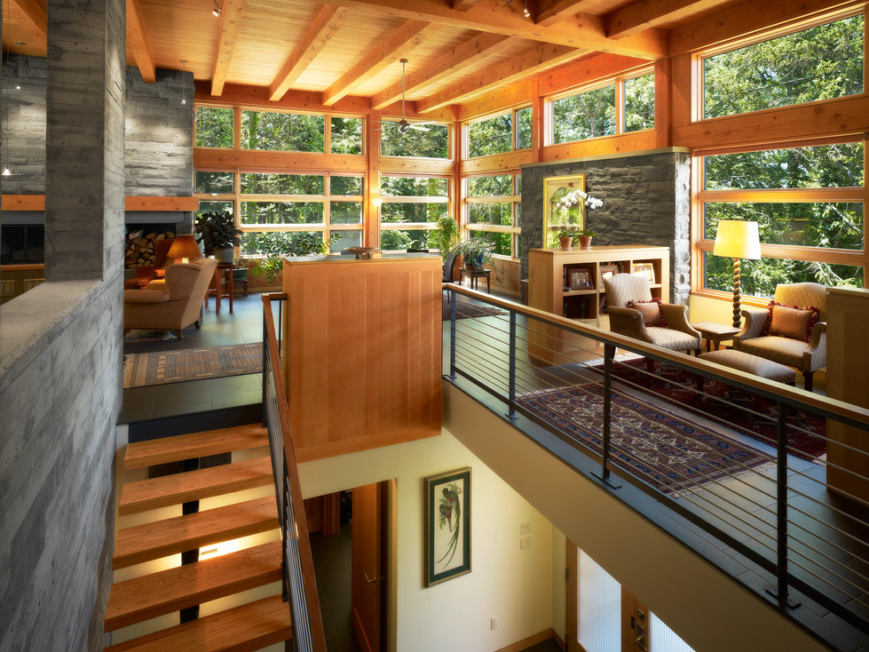 Ithaca Residence - Social Space Arrival