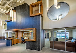 Syracuse University, Shaw Residence Hall Renovations
