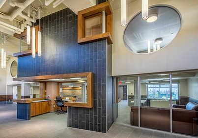 Syracuse University, Shaw Residence Hall Renovations