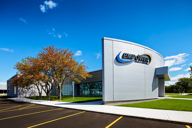 Empower FCU HQ - Exterior
