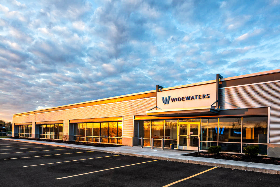 Widewaters - Exterior