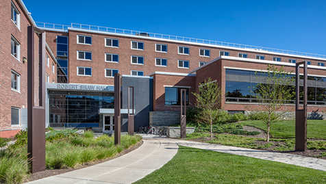 Syracuse University, Shaw Residence Hall Site Renovations