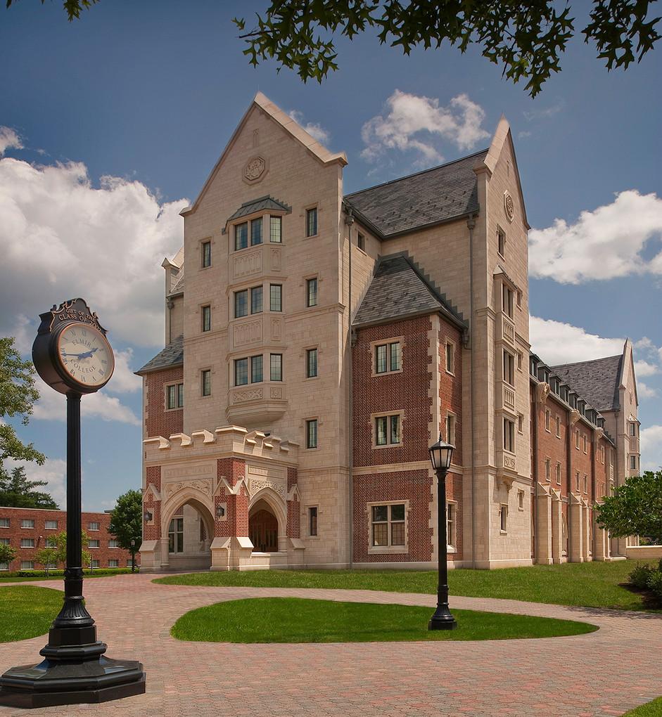 Elmira College Meier Hall - Exterior