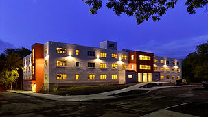 Onondaga Community College, Shapero Residence Hall Adaptive Reuse