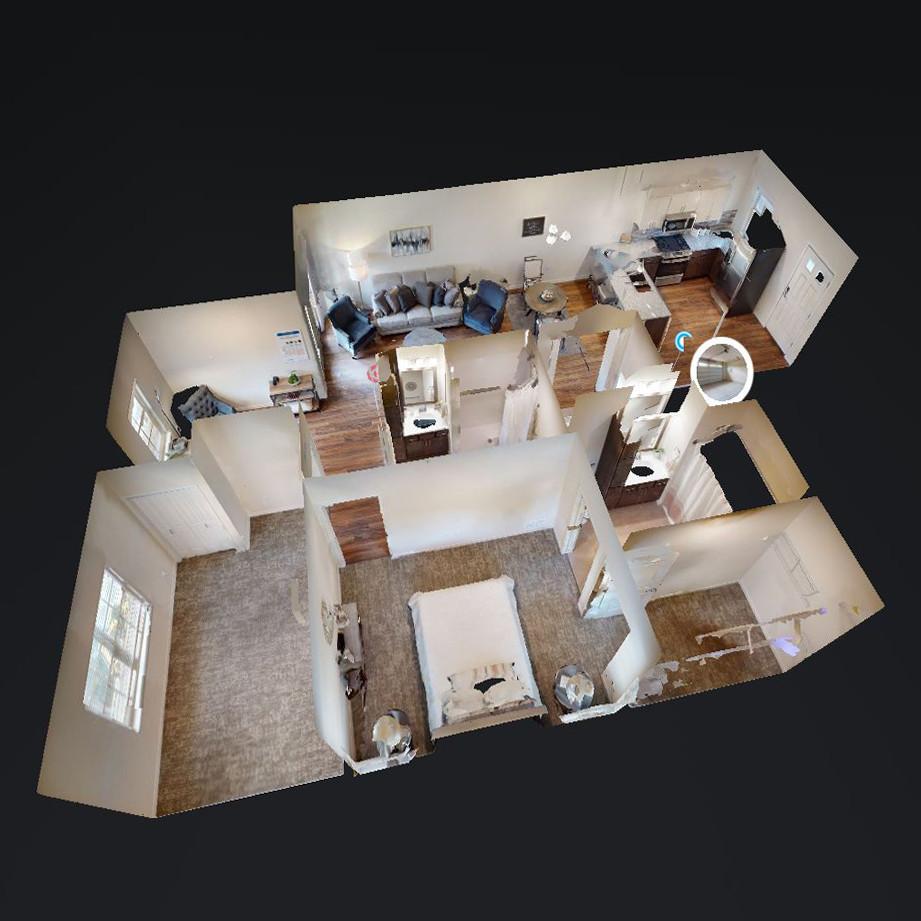Bethesda Cornerstone Village 3D Walkthrough