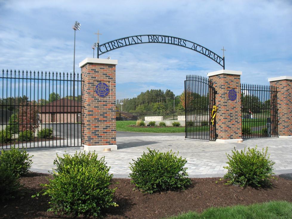Gateway Entrance