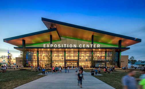 NYS Fairgrounds, Exposition Center