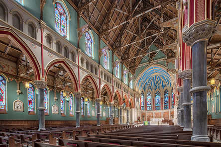 Cathedral of the Immaculate Conception Restoration