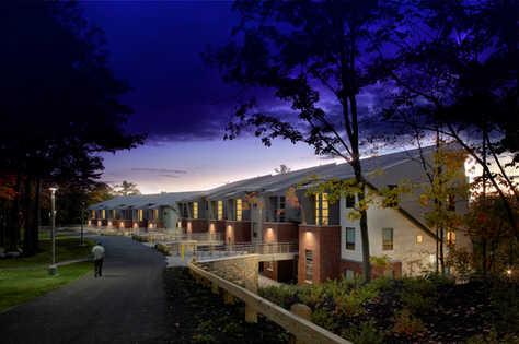 Skidmore College, Sussman Village Hillside Complex