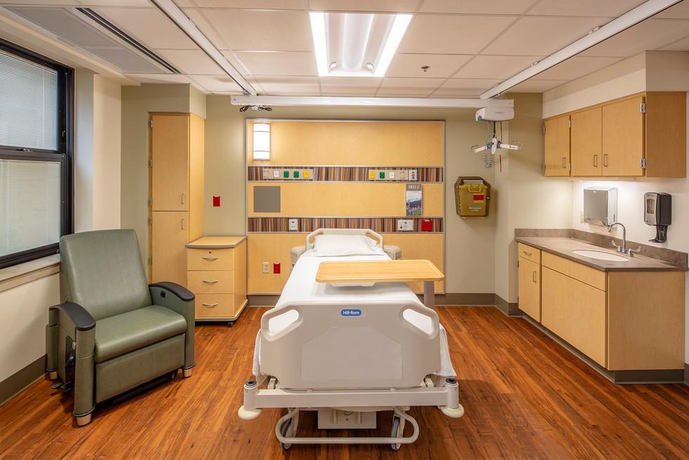 6C Patient Room