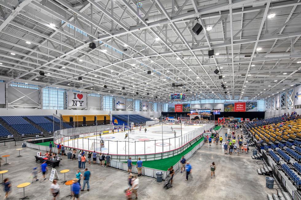NYS Fairgrounds Exposition Center