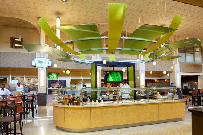 Le Moyne Dining Center (LaCasse)