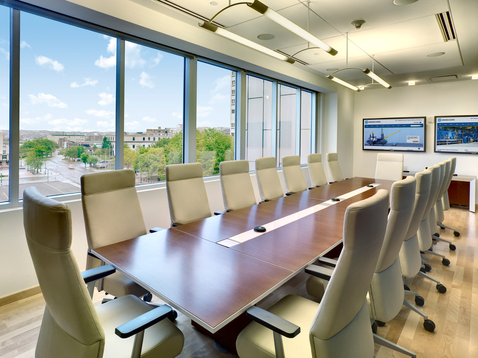 O'Brien & Gere HQ's - Conference Room