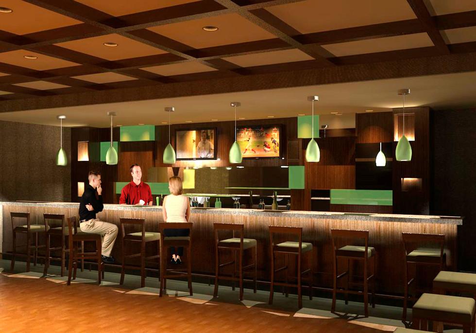 Student Bar & Lounge