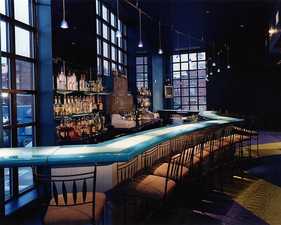 Palace Theater LLC - Bar