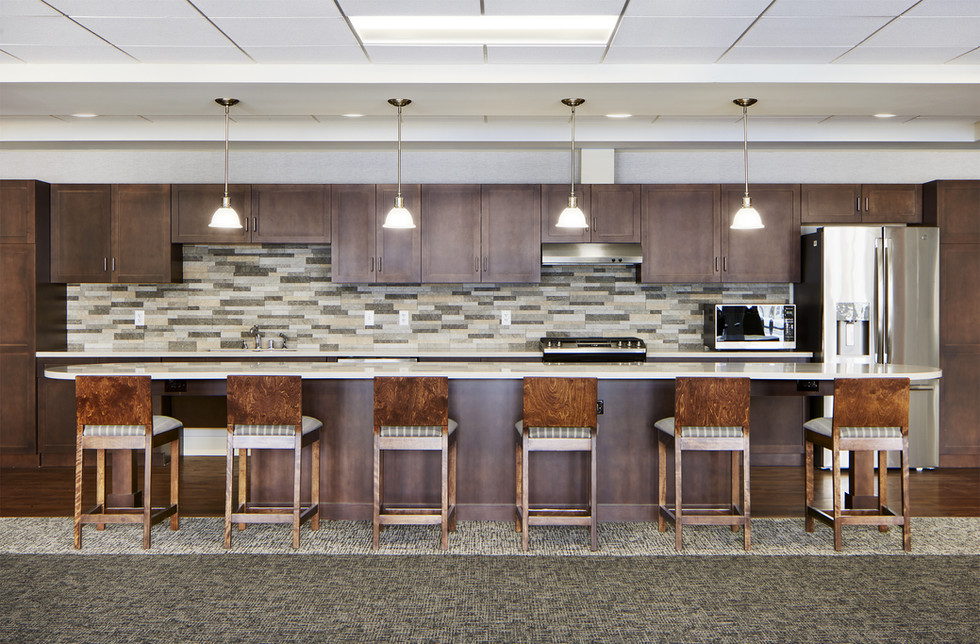 Bethesda Cornerstone Village - Dining Room