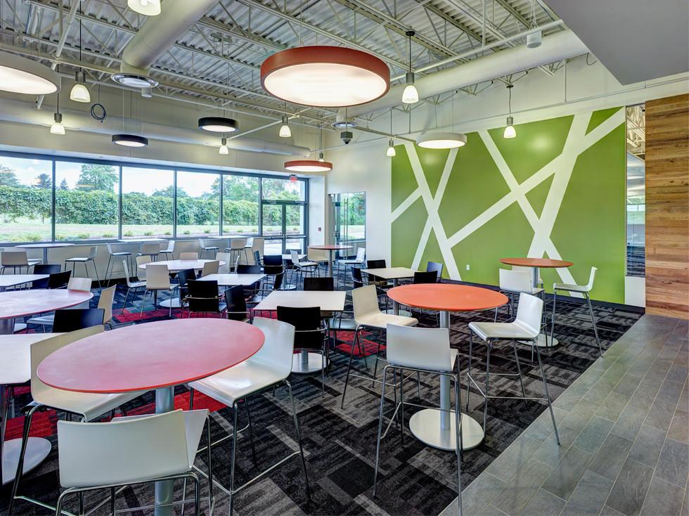 Empower FCU HQ - Interior