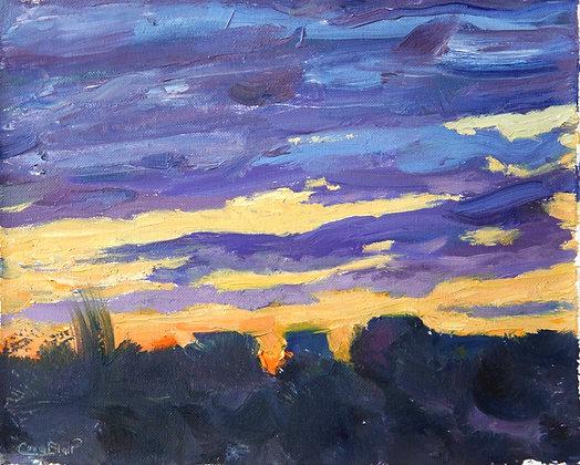 Sunset 16:40