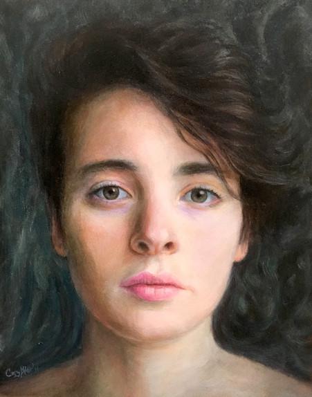 Resolute Self Portrait