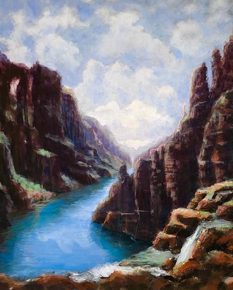 Inner Landscape I