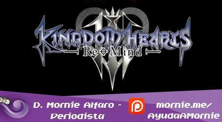Kingom Hearts III Re Mind muestra nuevos detalles