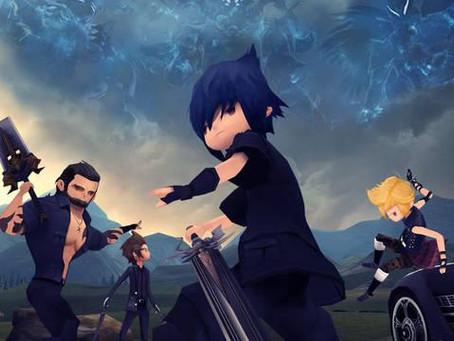 Final Fantasy XV Pocket Edition llegará a móviles en otoño