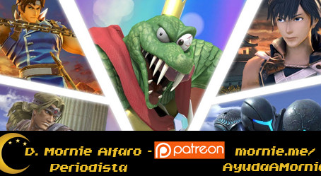 Castlevania, King K. Rool, nuevos escenarios y más en Super Smash Bros. Ultimate
