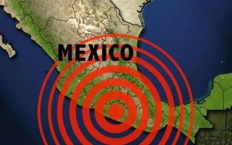 Fuerte sismo de magnitud 8.2 sacude México el jueves por la noche