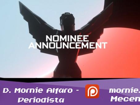 Lista de nominados a The Game Awards 2020