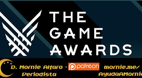RESUMEN: Nintendo se corona en The Game Awards
