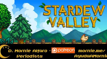 Stardew Valley ya está disponible para iOS