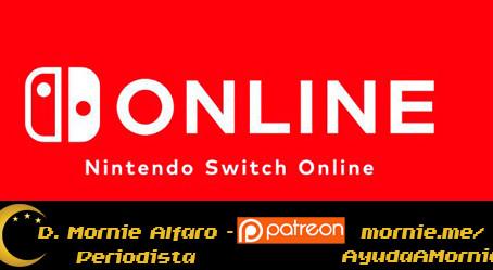 ¡Ya sabemos cuándo llega y el costo del Nintendo Switch Online!