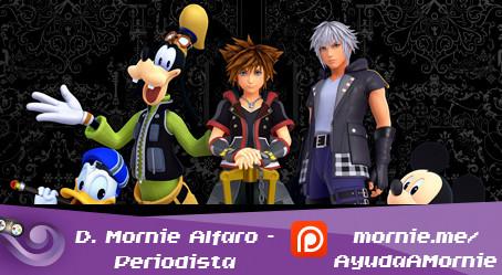 Kingdom Hearts IIImuestra más gameplay en nuevo trailer