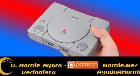 """Anunciada la versión """"mini"""" de la PlayStation original"""
