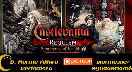 Castlevania Requiem: Symphony of the Night & Rondo of Blood anunciado oficialmente