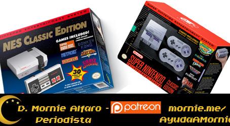 Si te quedaste sin tu NES mini o SNES mini, ¡no te preocupes!