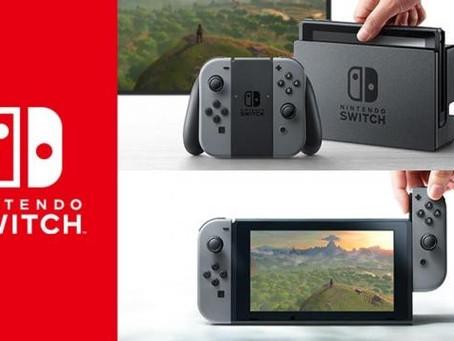 Nintendo Switch a detalle: Resumen de la conferencia