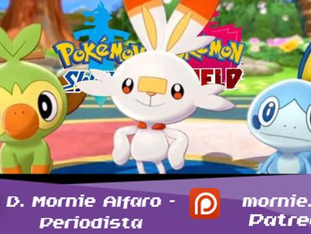 ¿Será que los iniciales de Pokémon Espada/Escudo están basados en las Chicas Súper Poderosas?