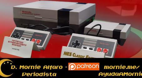 La Mini NES se corona como la más vendida en junio