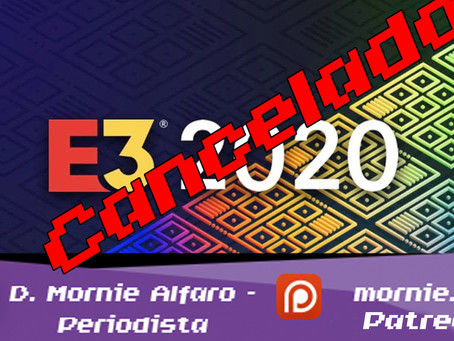 La E3 2020 es cancelada oficialmente por el coronavirus