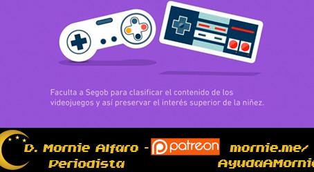 Especialistas y el DEVHR dan postura ante polémica sobre clasificación de videojuegos en México