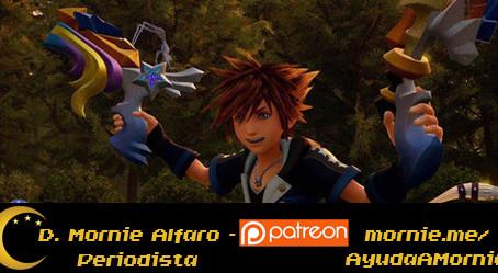 Han filtrado supuesta fecha de salida de Kingdom Hearts III